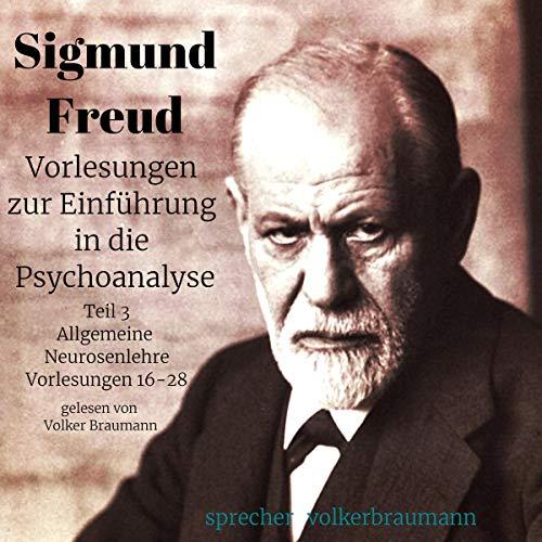 Vorlesungen zur Einführung in die Psychoanalyse 3 Titelbild