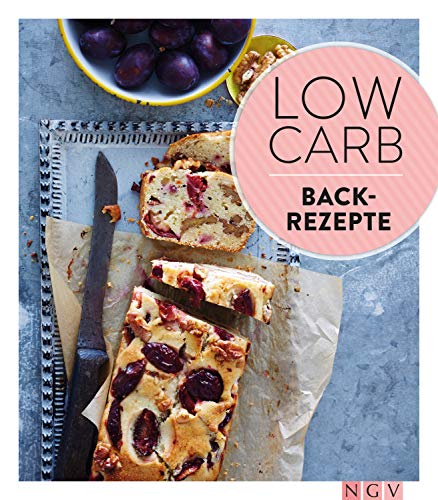 Low Carb Backrezepte: Über 40 leckere Low-Carb-Backrezepte