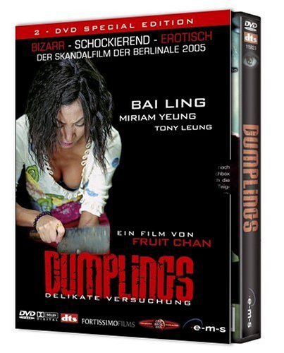Dumplings - Delikate Versuchung (Special Edition, 2 DVDs) [Alemania]
