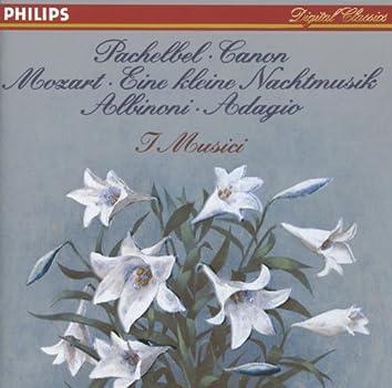 Pachelbel: Canon / Mozart: Eine kleine Nachtmusik / Albinoni: Adagio