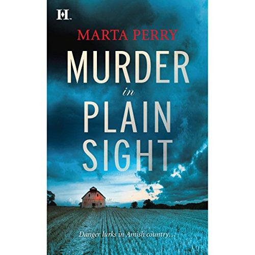 Murder in Plain Sight audiobook cover art