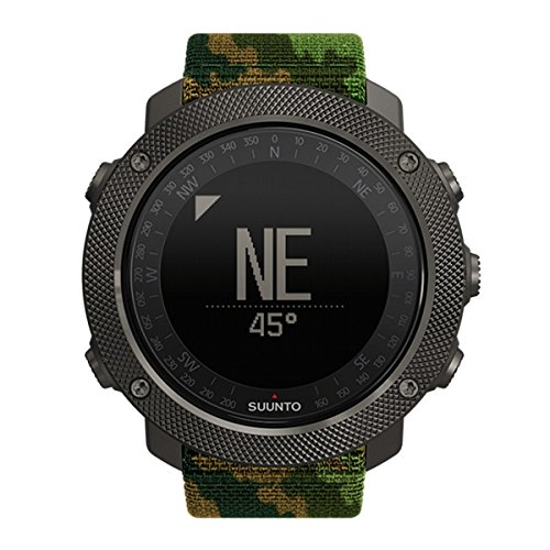 SUUNTO Traverse Alpha Foliage Montre GPS Mixte...