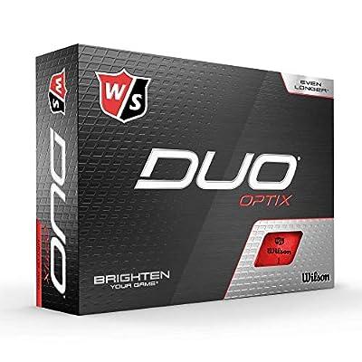 Wilson Staff Duo Optix