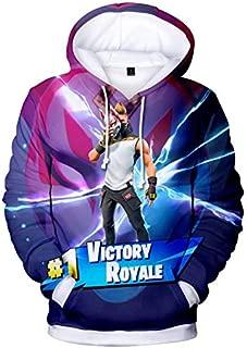 Round Neck Hoodie & Sweatshirt For Unisex