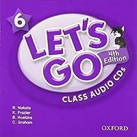 Let's Go 4/E: 6 Class CD