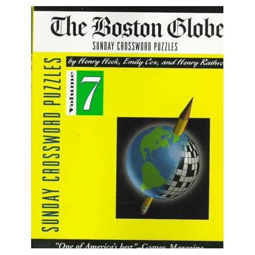 image relating to Boston Globe Crossword Printable referred to as Boston Earth Crossword: