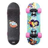 Super Hero Girls-OSHG247 Skateboard, Multicolore, Bambino, OSHG247