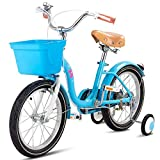 Goplus Kid's Bike Freestyle Outdoor Sports Bicycle with...