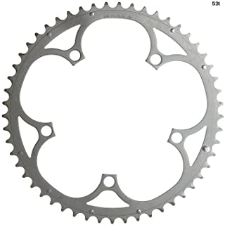 Campagnolo Re, Ch 2x10sp chainring, 135BCD - 53t