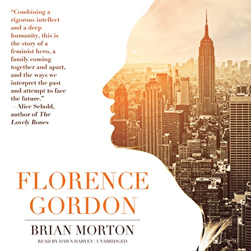 Florence Gordon audiobook cover art