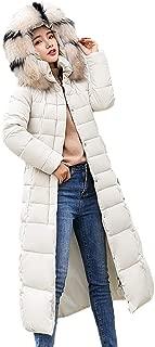 ZEVONDA Women's Women's Winter Warm Quilted Parka Coat