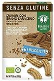 Probios Crumiri con Grano Saraceno Bio - Senza Glutine - 200 g