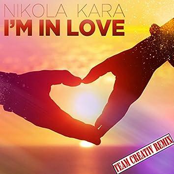 I'm in Love (Team Creativ Remix)