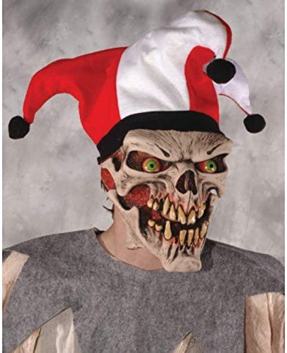 Mask Head Jester Skull Die Laughing