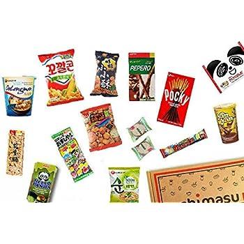Chimasu - Caja de aperitivos asiáticos (variedad), Chimasu Box - Variety 2 (Standard Box without Tea): Amazon.es: Hogar