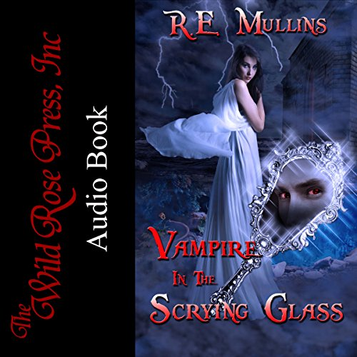 Vampire in the Scrying Glass  By  cover art