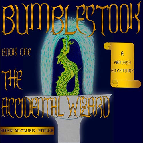 Bumblestook: The Accidental Wizard, Book One audiobook cover art