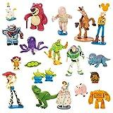 Disney Official Store Toy Story Mega Pack von 22 Figuren Figur Figur Spielset