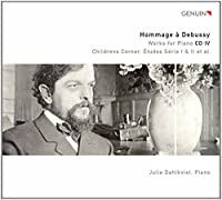 Hommage a Debussy-Works for Piano Vol. 4