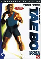 Tae Bo Capture the Power [DVD] [Import]