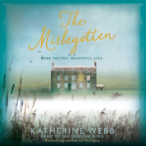 The Misbegotten audiobook cover art