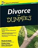 Divorce For Dummies - Elizabeth Walsh
