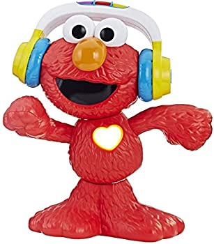 Sesame Street Let s Dance Elmo  12-inch Elmo Toy that Sings and Dances With 3 Musical Modes Sesame Street Toy for Kids Ages 18 Months and Up