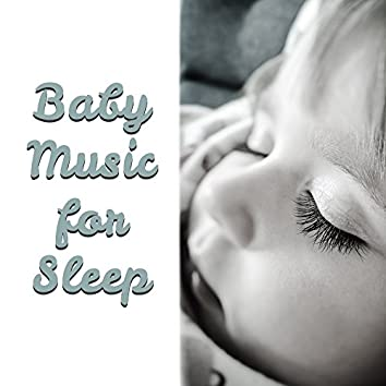 Baby Music for Sleep – Healing Lullabies, Sweet Dreams, Nature Sounds for Relaxation, Calm Nap, Bedtime, Baby Massage, Deep Sleep