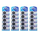CR2325 3 V BR2325 ECR2325 CR 2325 pilas de botón de litio 20 piezas