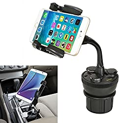 iKross Universal Smartphone Cup Holder Cradle: photo
