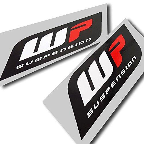 WP Lenker Radaufhängung Sponsor Grafiken kleine Größe Graphics X 2 (Stil 2)