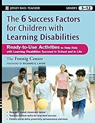 The 6 Success Factors for children with learning disabilities