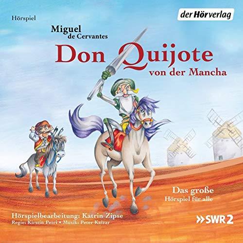 Don Quijote von der Mancha  By  cover art