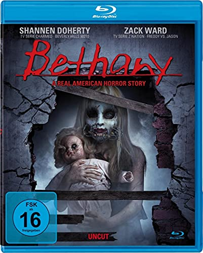 Bethany - A real American Horror Story (uncut) [Blu-ray]