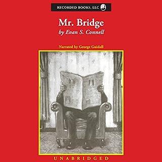 Mr. Bridge audiobook cover art