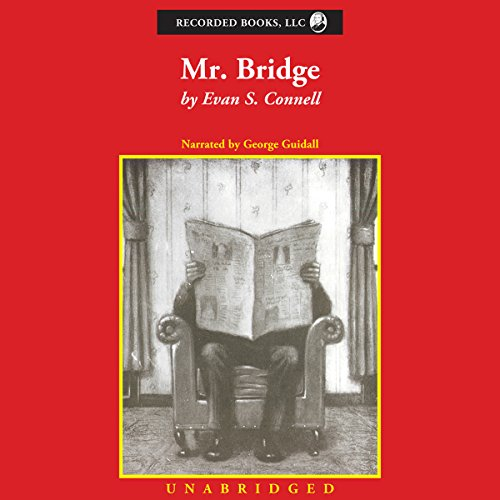 Mr. Bridge audiobook cover art