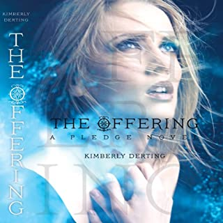 The Offering audiobook cover art