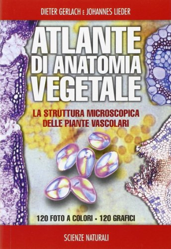 Atlante di anatomia vegetale