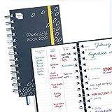 Boxclever Press Pocket Life Book - Agenda 2020 con vista semanal y muchas características. Planificador semanal comienza ahora y se extiende hasta diciembre 2020. Tamaño bolso perfecto, 17.5 x 10 cm