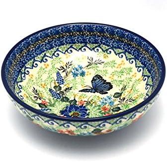 Polish Outlet Outlet SALE SALE Pottery Bowl - Contemporary U4 Unikat Salad Signature
