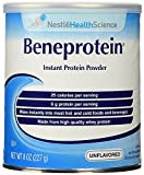 NESTLE NUTRITIONAL RESOURCE BENEPROTEIN Instant Protein Powder, Unflavored, QTY: 1 by NESTLE NUTRITIONAL