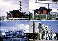 [レトロ写真4枚セット] 1970年 大阪万博博覧会 Expo70 (サイズ L判 8.8x12.6cm) 3