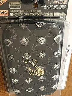 ポーチ for New ニンテンドー 3DS LL 彗星Ver. MHXX モンスターハンターXX