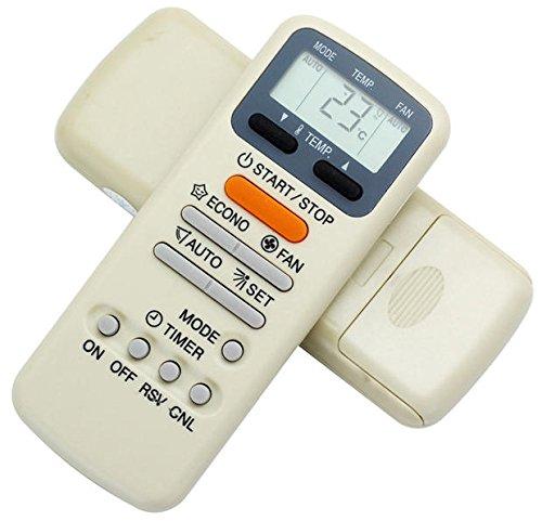 General AC - Mando a distancia para aire acondicionado Toshiba WH-E1NE WH-D9S WC-E1NE KT-TS1