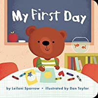 My First Day (Mini Bee Board Books)