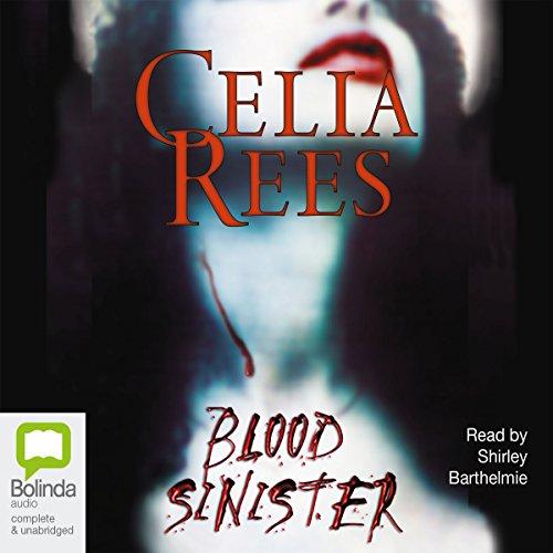 Blood Sinister audiobook cover art