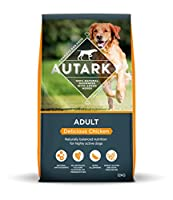Delicious chicken offers naturally balanced hypoallergenic dog food for adult active dogs; the diet is packed with high levels of essential fatty acids and B vitamins to give dogs a healthy coat and skin and boost scenting ability 20 percent protein,...