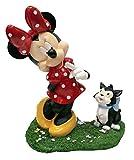 Design International Group LDG88050 Garden Statue, 12 by 9.9-Inch, Minnie and Figaro 2014