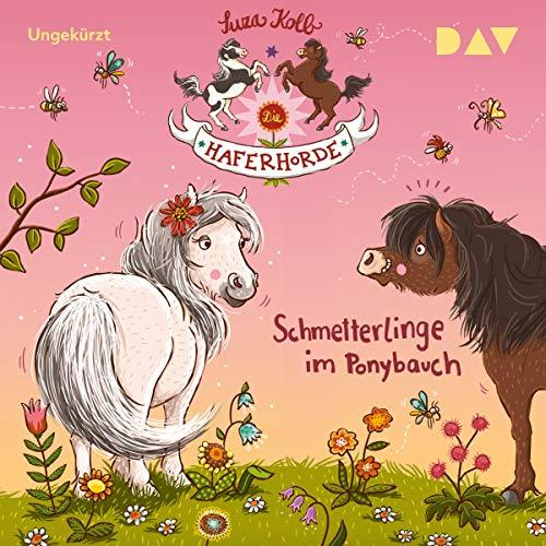 Schmetterlinge im Ponybauch audiobook cover art