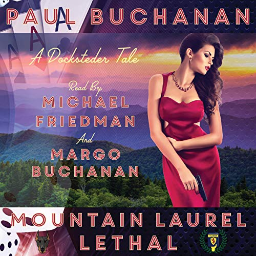 Mountain Laurel Lethal audiobook cover art